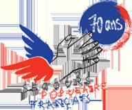 logo spf 70 ans
