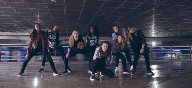 Groupe breakdance festipop2015