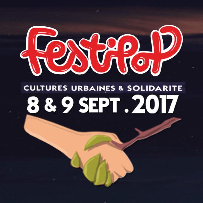 Festipop 14ème Edition – 8 et 9 Sept. 2017